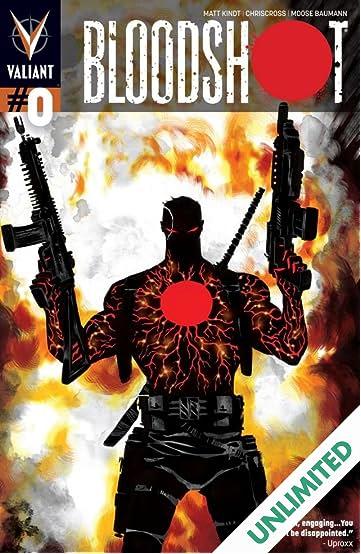Bloodshot (2012- ) #0: Digital Exclusives Edition
