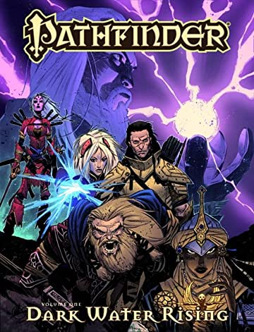 Pathfinder Vol. 1: Dark Waters Rising