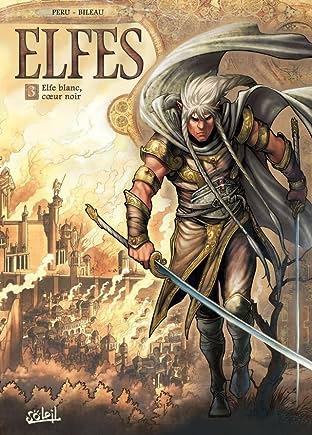 Elfes Vol. 3: Elfe blanc, coeur noir