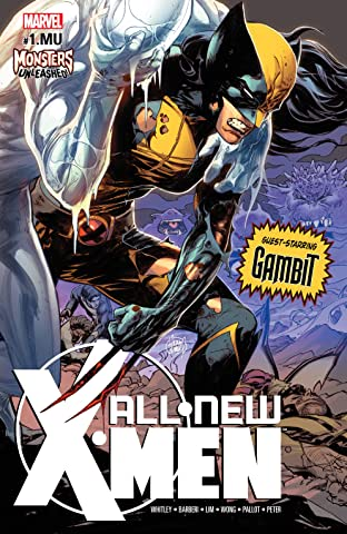 All-New X-Men (2015-) #1.MU