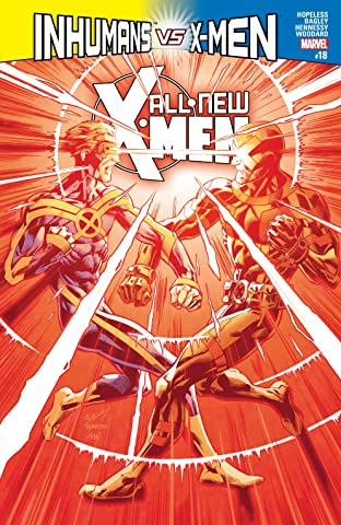 All-New X-Men (2015-) #18