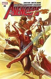 Avengers (2016-) #4