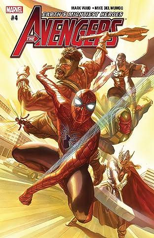 Avengers (2016-2018) No.4