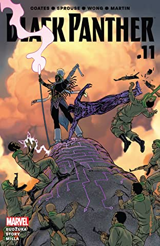 Black Panther (2016-) No.11
