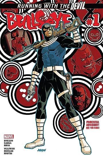 Bullseye (2017) #1