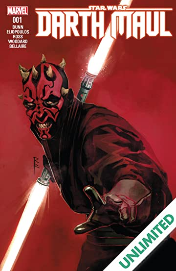 Star Wars: Darth Maul (2017) #1