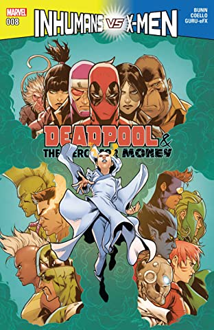 Deadpool & The Mercs For Money (2016-) #8