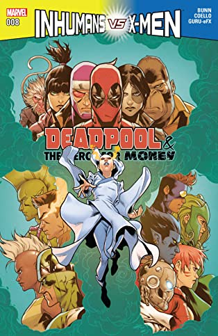 Deadpool & The Mercs For Money (2016-2017) #8