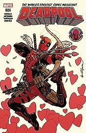 Deadpool (2015-2017) #26