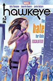 Hawkeye (2016-2018) #3