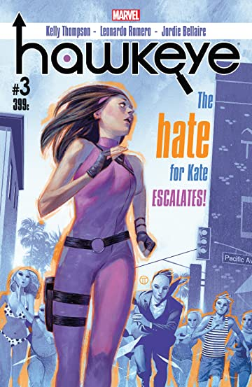 Hawkeye (2016-) #3