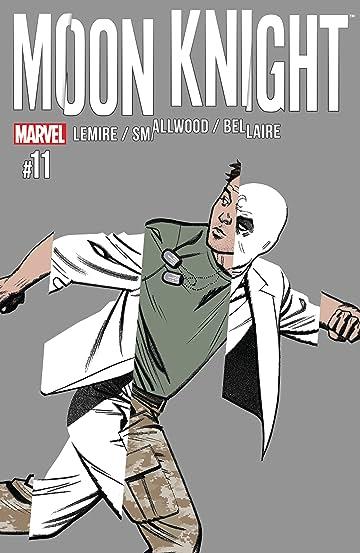 Moon Knight (2016-2017) #11