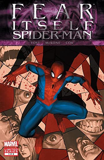Fear Itself: Spider-Man #1 (of 3)