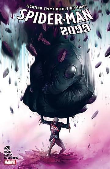 Spider-Man 2099 (2015-2017) #20
