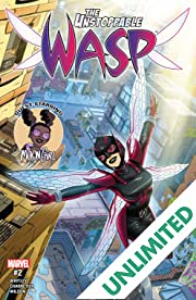The Unstoppable Wasp (2017) #2