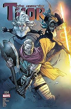 The Unworthy Thor (2016-2017) #4