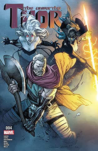 The Unworthy Thor (2016-2017) #4