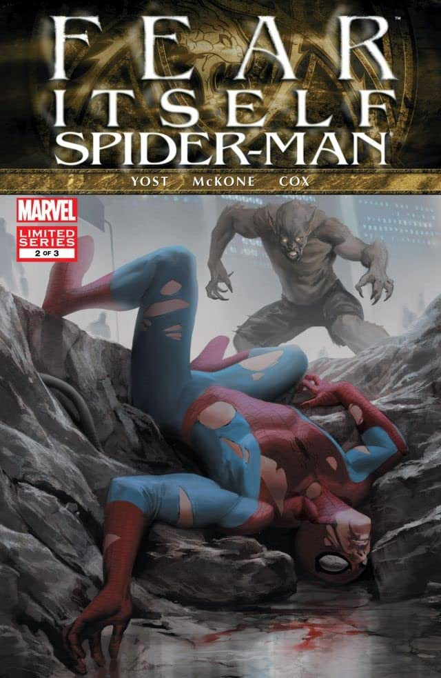 Fear Itself: Spider-Man #2 (of 3)