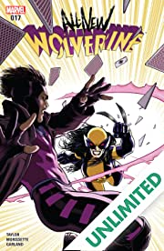 All-New Wolverine (2015-2018) #17