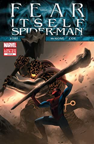 Fear Itself: Spider-Man #3 (of 3)