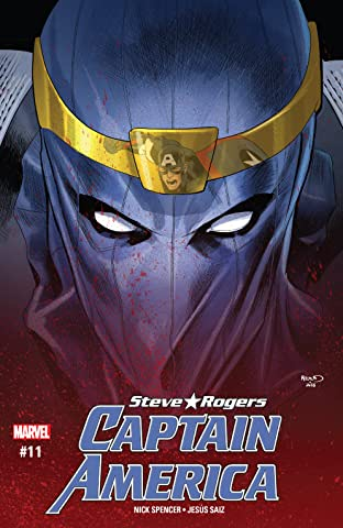 Captain America: Steve Rogers (2016-) #11