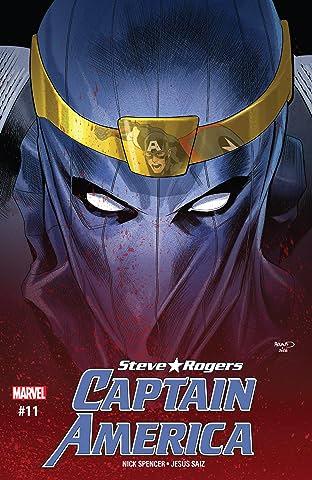 Captain America: Steve Rogers (2016-) No.11