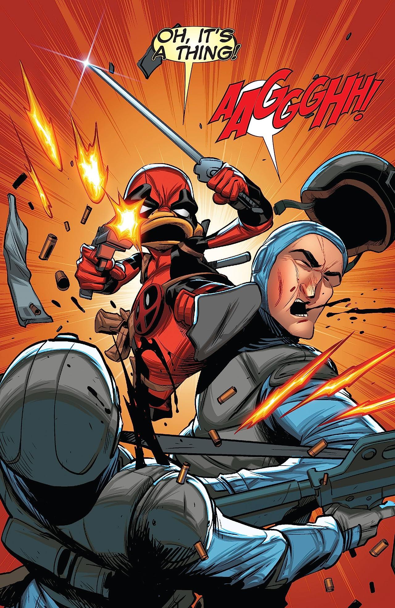 Deadpool The Duck (2017) #3 (of 5)