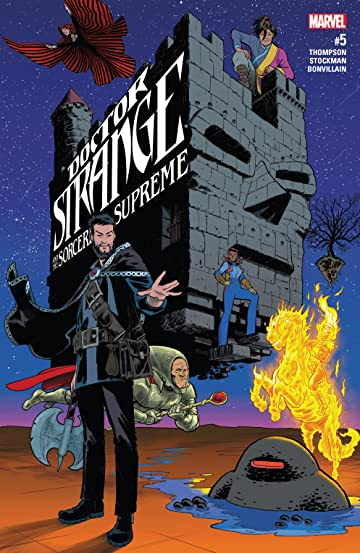 Doctor Strange and the Sorcerers Supreme (2016-) #5
