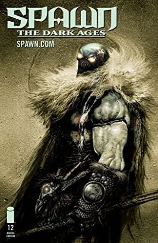 Spawn: The Dark Ages No.12