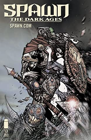 Spawn: The Dark Ages No.13