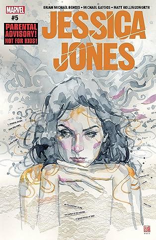 Jessica Jones (2016-2018) #5