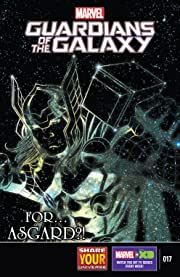 Marvel Universe Guardians of the Galaxy (2015-2017) #17