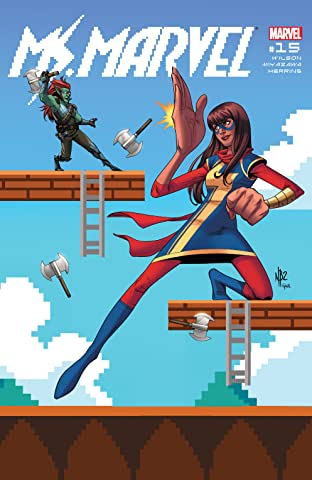 Ms. Marvel (2015-2019) No.15