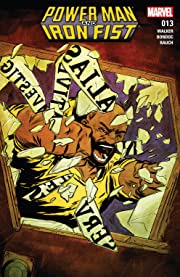Power Man and Iron Fist (2016-2017) #13
