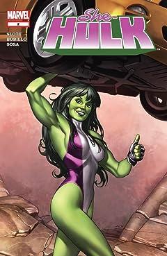 She-Hulk (2004-2005) #2