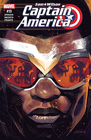 Captain America: Sam Wilson (2015-) #19