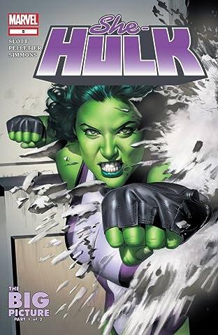 She-Hulk (2004-2005) #5