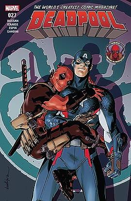 Deadpool (2015-2017) #27