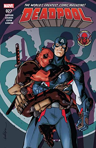 Deadpool (2015-) #27