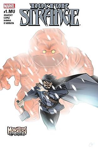 Doctor Strange (2015-) #1.MU