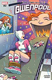 Gwenpool, The Unbelievable (2016-2018) #12