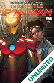Invincible Iron Man (2016-2018) #4