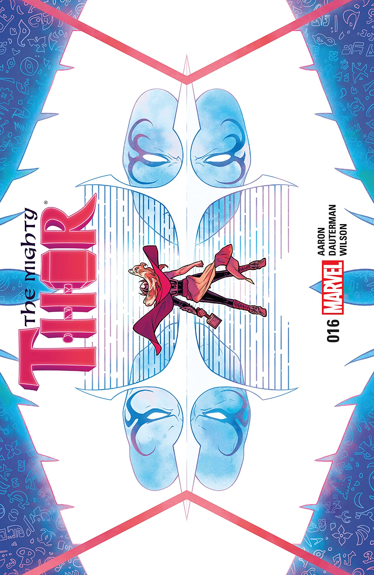 The Mighty Thor (2015-) #16