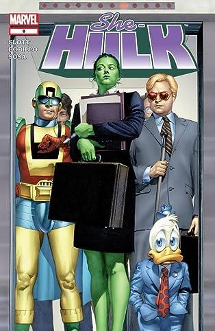 She-Hulk (2004-2005) #8