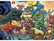 Monsters Unleashed (2017) #3 (of 5)