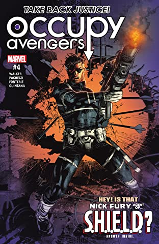 Occupy Avengers (2016-) No.4