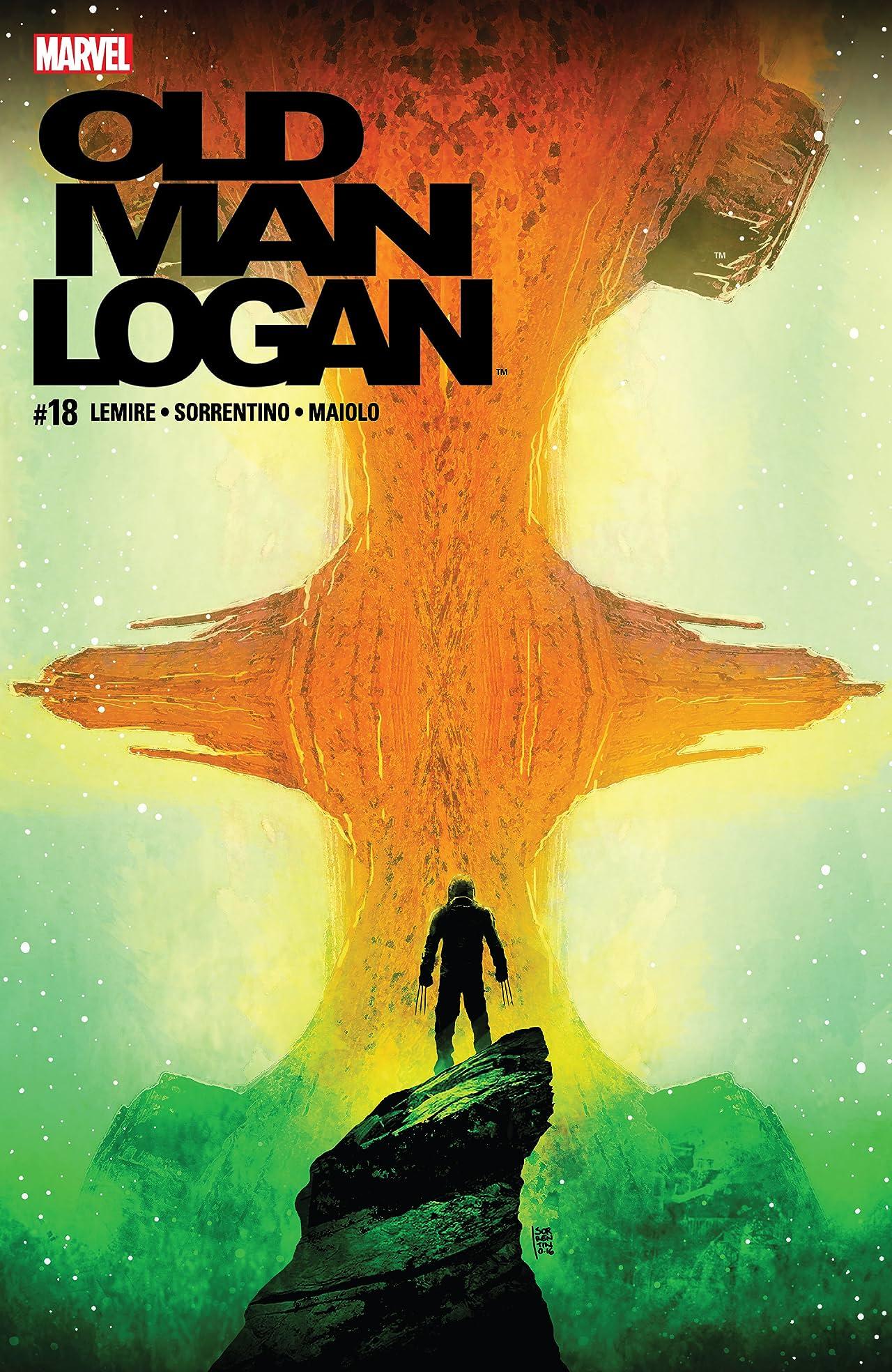 Old Man Logan (2016-2018) #18