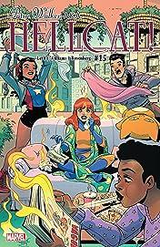 Patsy Walker, A.K.A. Hellcat! (2015-2017) #15