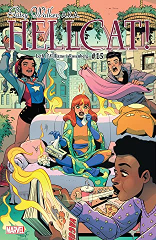 Patsy Walker, A.K.A. Hellcat! (2015-) #15