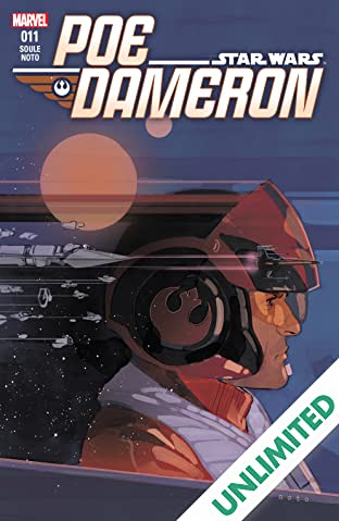 Star Wars: Poe Dameron (2016-2018) #11